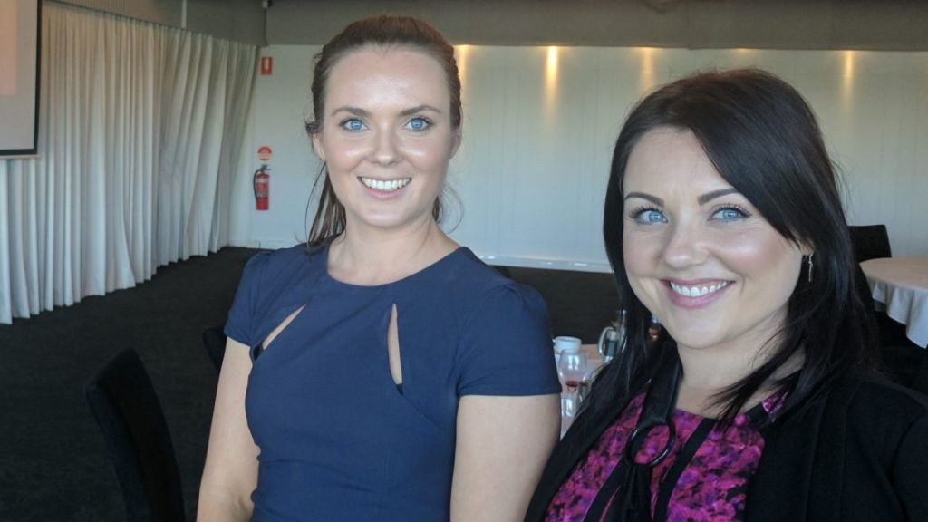 Sam Douglas, 25, and Sarah Collinson, 31, both own two properties each and say it is possible to afford housing and live a normal life. Photo: Supplied