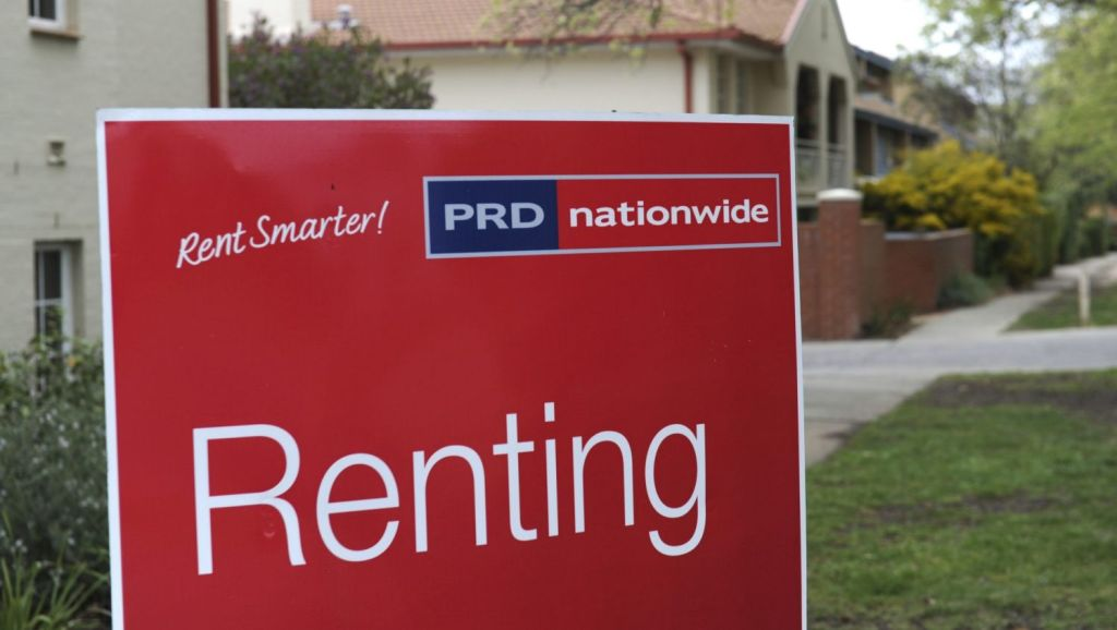 Property experts predict rents could fall as much as 10 per cent in the next 12 months. Photo: Graham Tidy