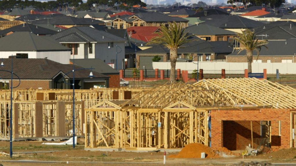 The Great Australian Dream of buying a house still exists, but more people are diversifying what that means. Photo: Jason South