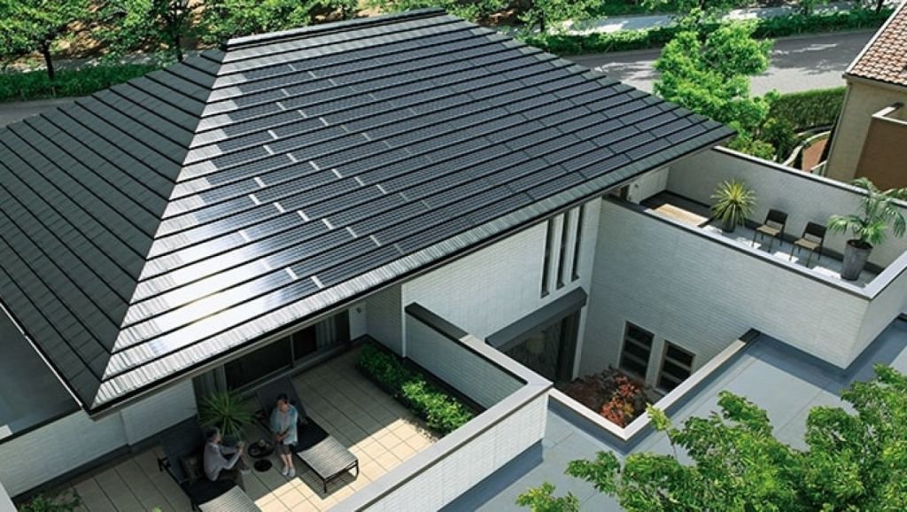 Over 70 per cent of the homes built by Sekisui House in Japan are net-zero-energy. Photo: Sekisui House