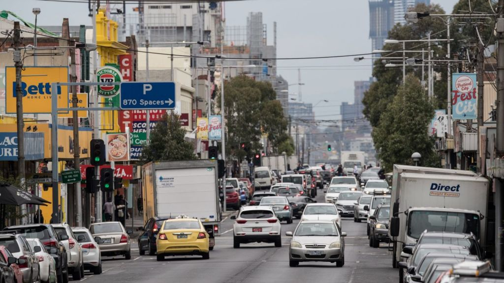 The Maribyrnong council saw the biggest jump in renting households. Photo: Jason South