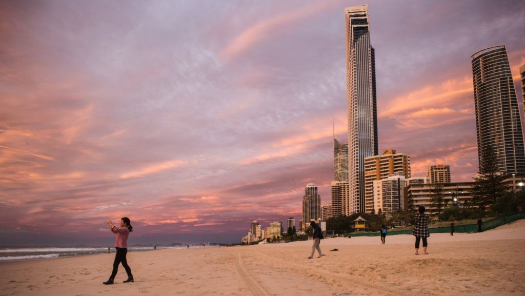 There are a number of factors that are boosting the Gold Coast's property market. Photo: Louie Douvis
