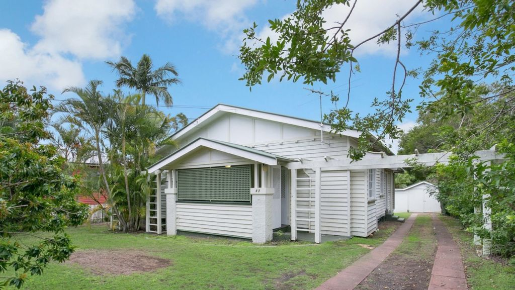 New neighbour: 47 Pinecroft Street, Camp Hill sold for $992,000.