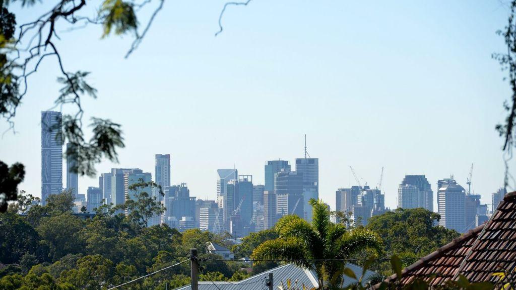 Mr Ellis said Brisbane is poised to take advantage of renewed Chinese interest. Photo: Bradley Kanaris