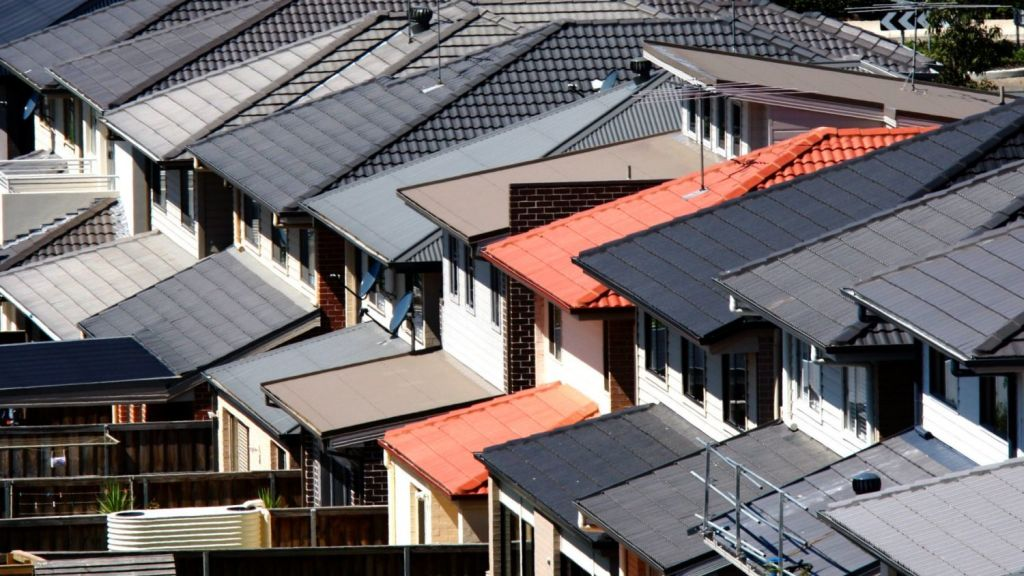 Property industry experts are far less bullish on their expectations for house price rises on Australia's east coast. Photo: Rob Homer