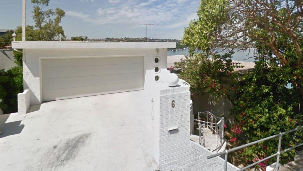 Rose Bay knockdown-rebuild home sells for $30 million Photo: Google