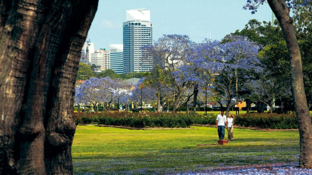 Rental yields are sliding in Brisbane. Photo: Tourism Queensland