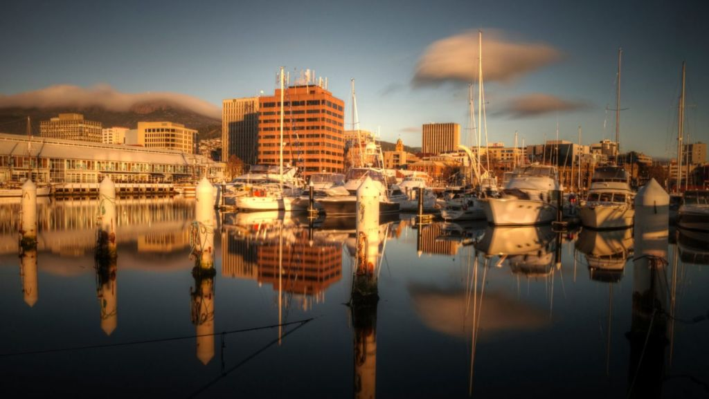 Tourism, an increase in business confidence and an improved economy has seen Hobart property prices begin to soar. Photo: Getty Images