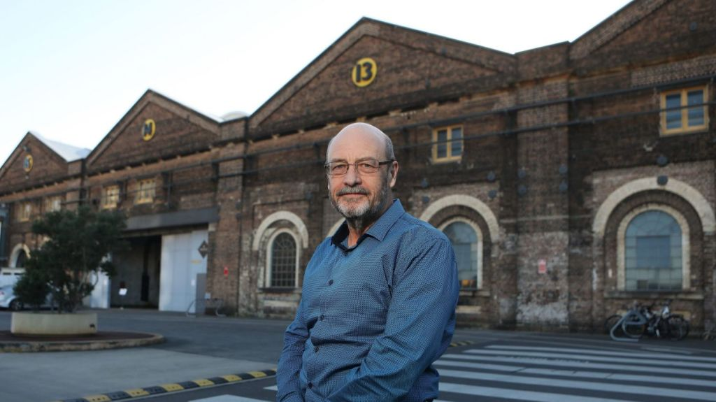 Glen Hunt is a Sydney investor who has recently bought properties in Hobart. Photo: Daniel Munoz