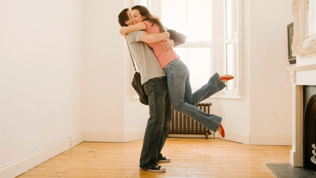 Finding happiness at home starts with the right approach to your property search. Photo: supplied