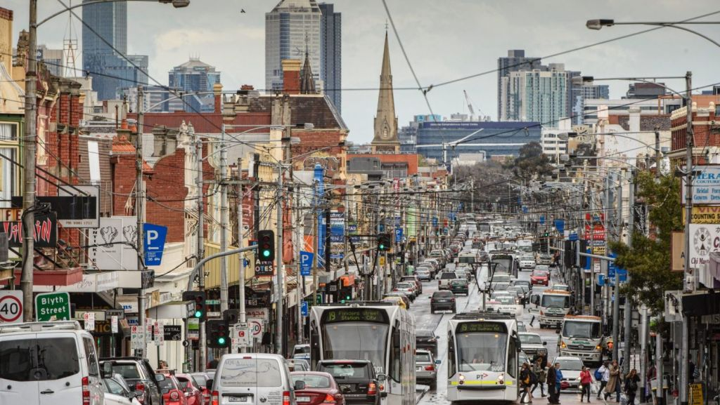 Many residential investors choose to buy property in big metropolitan cities like Sydney and Melbourne. Photo: Vince Caligiuri