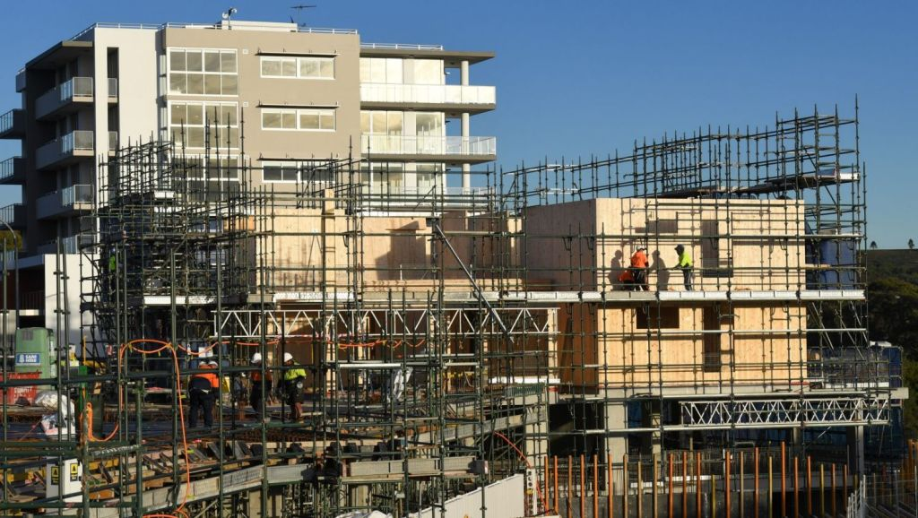 There are calls for 15 per cent of new developments to be set aside for affordable housing. Photo: Peter Rae