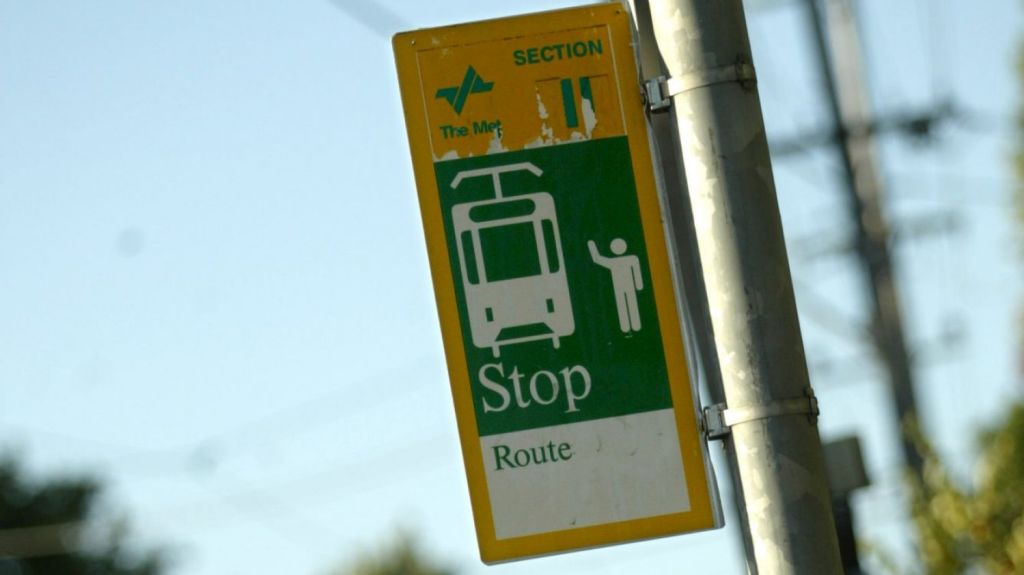 Public transport stops with minimum travel frequency standards is one piece of key infrastructure. Photo: Simon Schluter