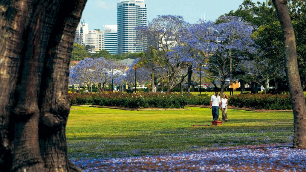 Investors who have backed away from Brisbane's unit market should see it as the time to buy. Photo: Tourism Queensland