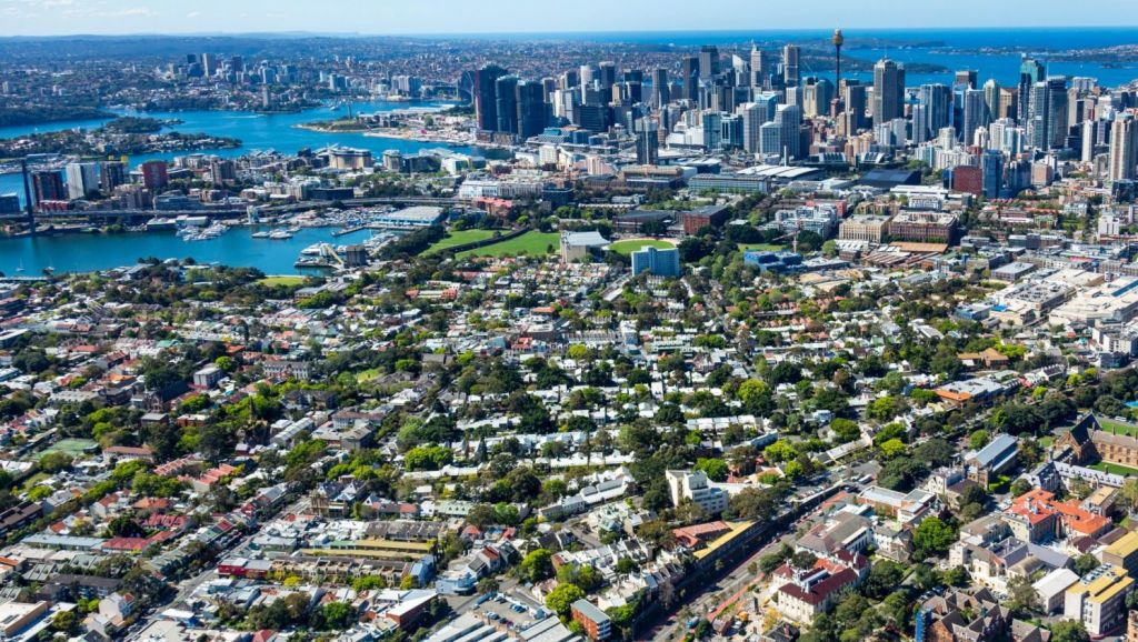 Experts were split on the future of Sydney's property prices. Photo: Mark Merton