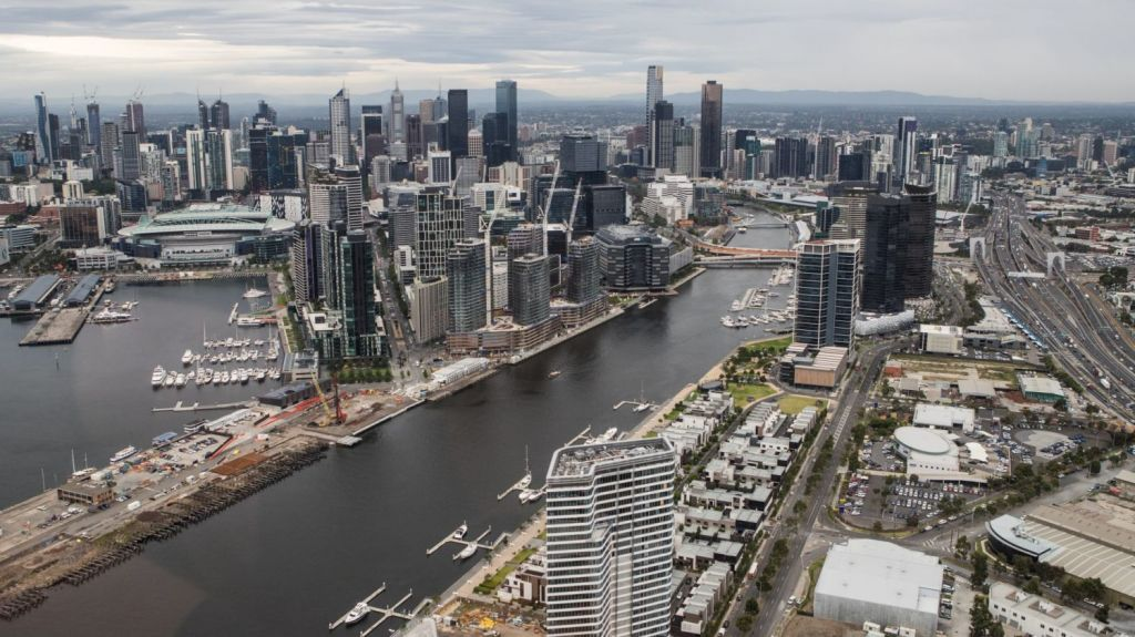 Melbourne's price outlook seems strong for houses - but experts aren't so certain about apartments. Photo: Jason South