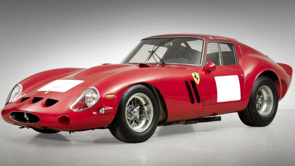 This 1962 Ferrari 250 GTO set a world record when it was sold for $US38,560,000 ($49m) at auction in 2014.