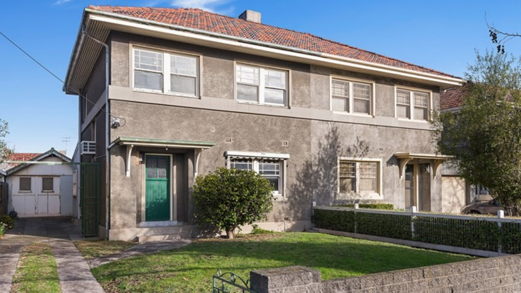 392 Williamstown Road, Port Melbourne, sold for $1,642,000 on Saturday.