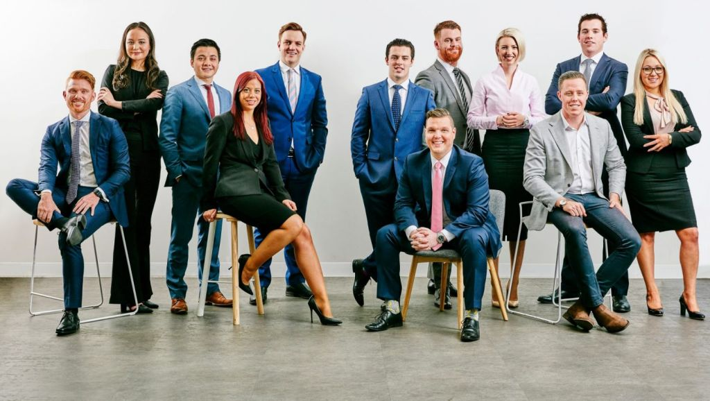 Domain's Rising Star Award for 2017 recognises the young guns who consistently find new and exciting ways to buy and sell real estate. Photo: Will Horner