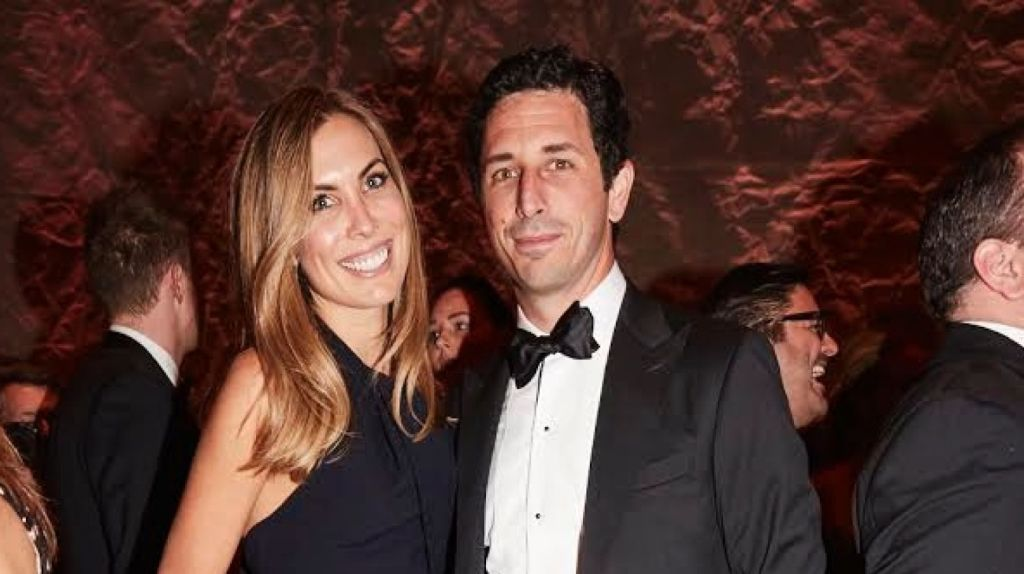 Ryan and Claire Stokes are expected to move into their new Darling Point home Rilworth by the end of the year. Photo: Supplied
