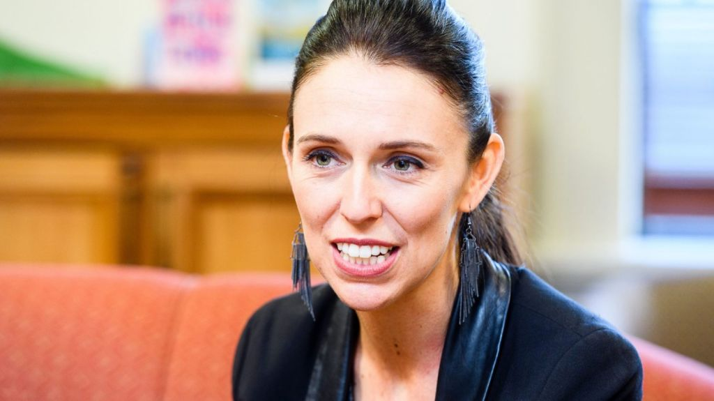 New Labour leader Jacinda Ardern has made housing a key issue. Photo: Mark Coote/Bloomberg