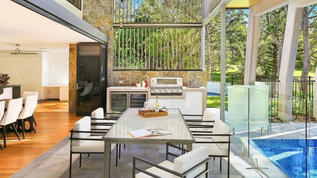 Cleverly designed: 57 Castile Street, Indooroopilly, features a family-friendly floor plan. Photo: McGrath Paddington