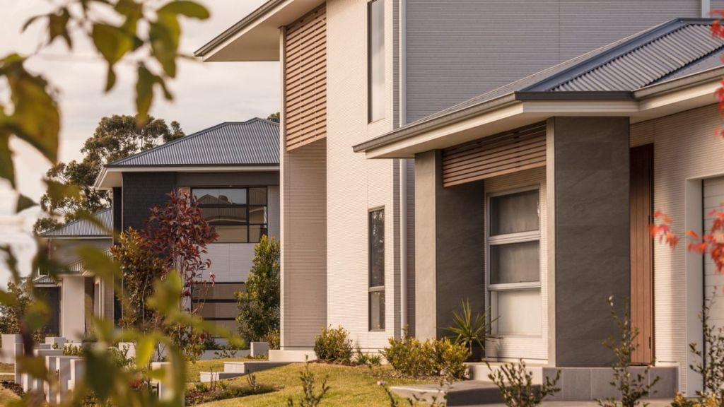 The homes can all qualify for the new state government stamp-duty exemptions and discounts for first-home buyers. Photo: Graham Jepson
