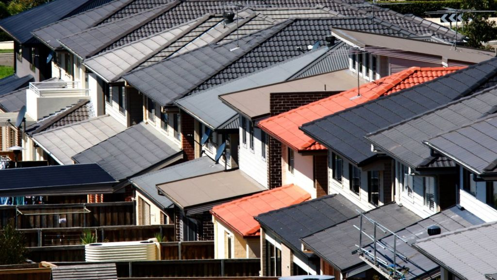 First-home buyers are increasingly relying on mum and dad. Photo: Rob Homer
