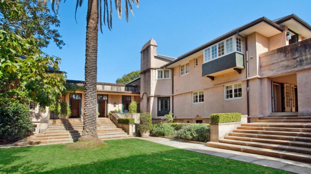 Arts and Crafts mansion Crossways has sold for more than $13 million. Photo: Supplied