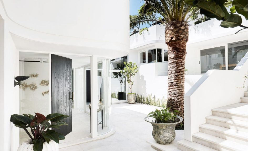 Sarah Davison Interior Design was charged with taking on the Manly project. Photo: Prue Ruscoe