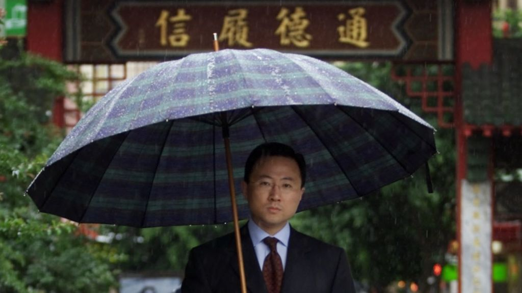 Chinese businessman Peter Zhu. Photo: Andrew Meares