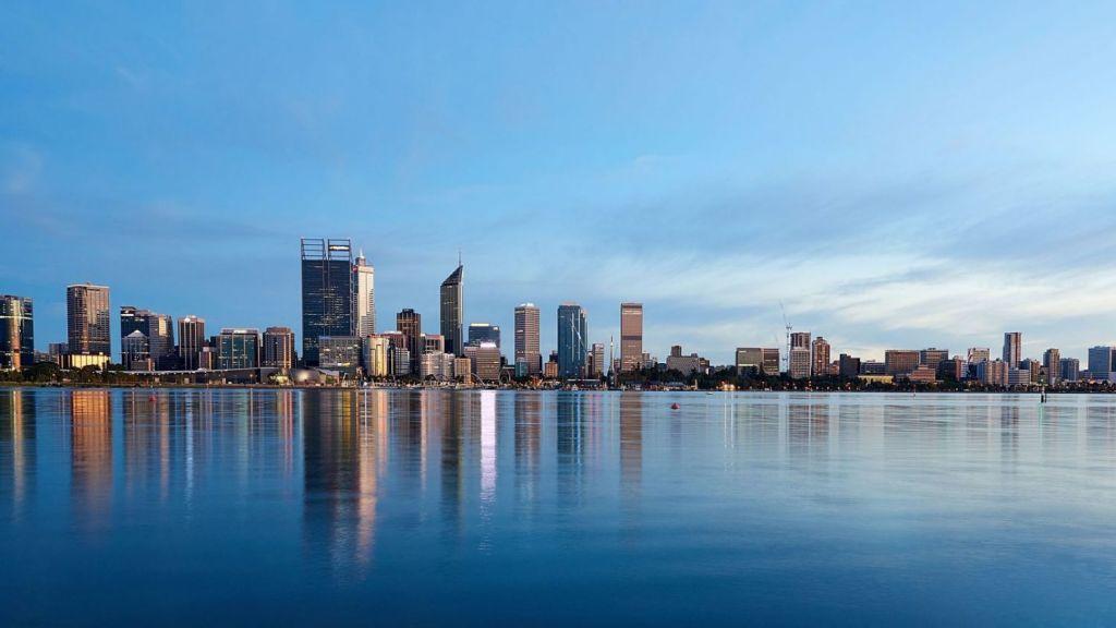 Perth, Australia - capital of it's own new dominion? Photo: Stefan Gosatti