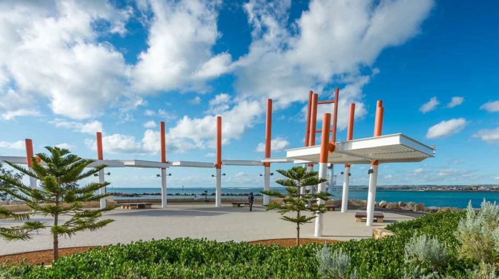 Geraldton - it's not Perth. Photo: Supplied