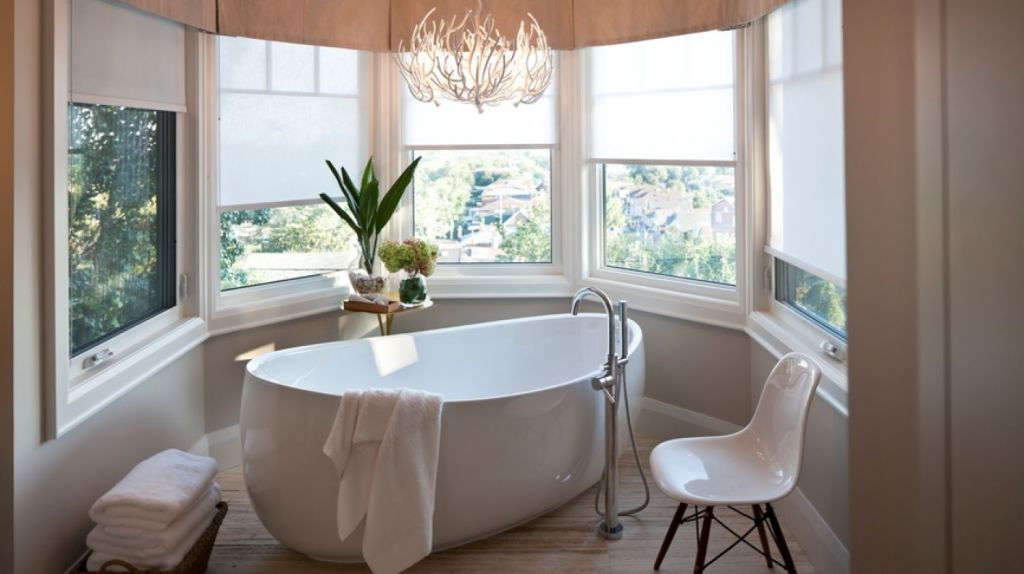 Revamping a bathroom is one of the most expensive projects you can undertake. Photo: Stocksy
