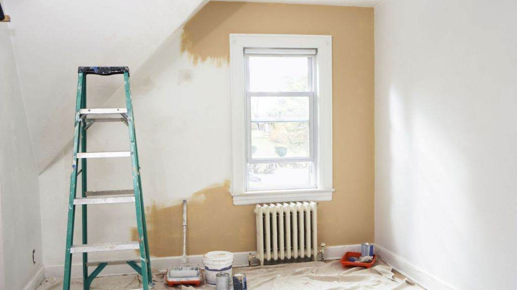 You need more than just paint and a brush to get the job done properly. Photo: Michael Krinke