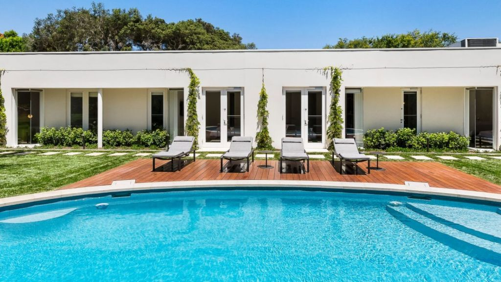 For just over $6 million you can purchase 75 Campbells Road in Portsea, Victoria's elite coastal playground. Photo: Supplied