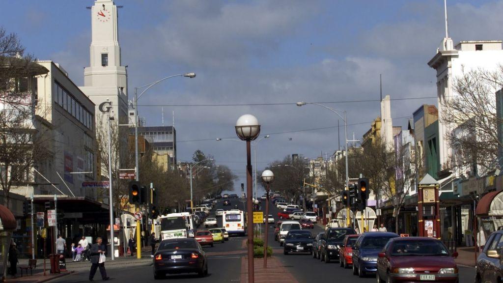 Geelong has emerged as a property hotspot. Photo: John Woudstra