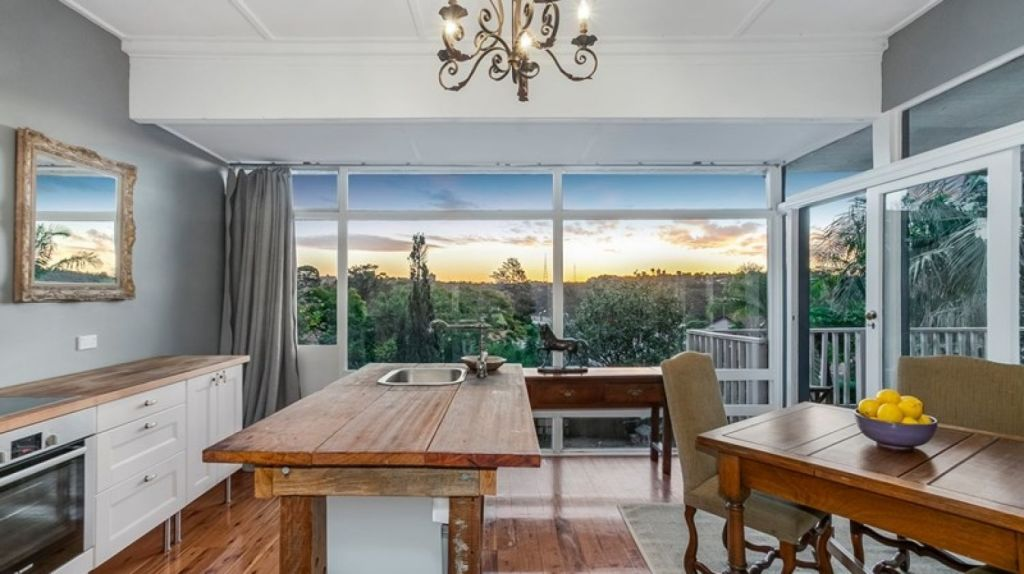 This property at Macpherson Street in Cremorne also sold for $2.45 million.