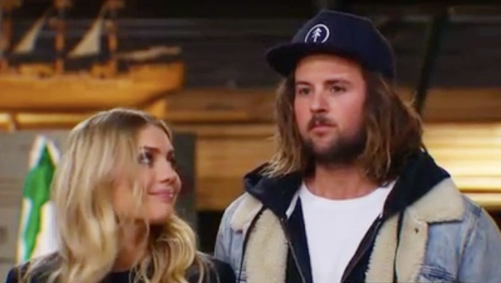 Josh and Elyse are hot favourites to win the show. Photo: Channel Nine/The Block