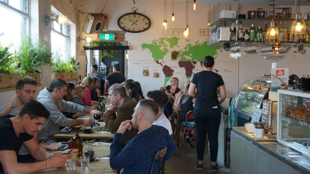Cote Terra in Oakleigh serves artisan coffee and modern-Australian brunch fare. Photo: Supplied