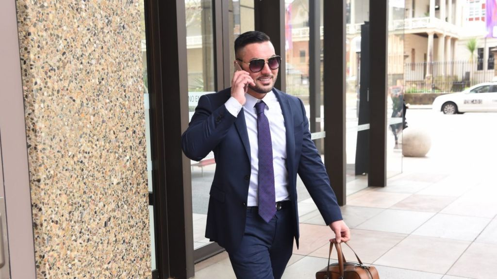The Australian Securities and Investments Commission (ASIC) is making inquiries into Salim Mehajer's new companies. Photo: Nick Moir.