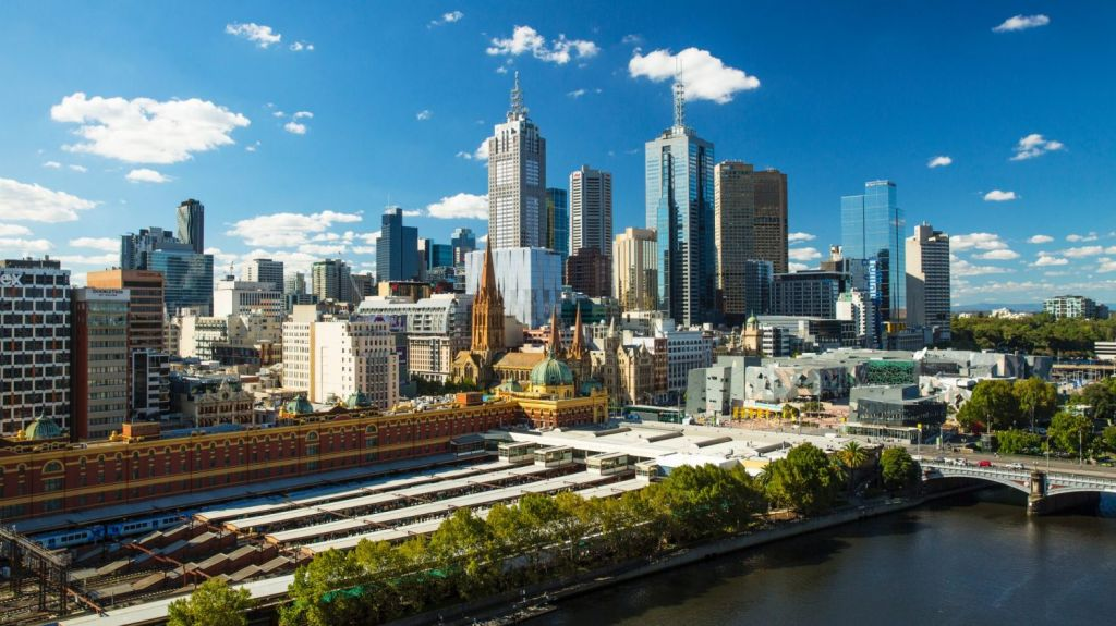 Melbourne ranked 10th out of 100 in the Smart Cities Index. Photo: Josie Withers