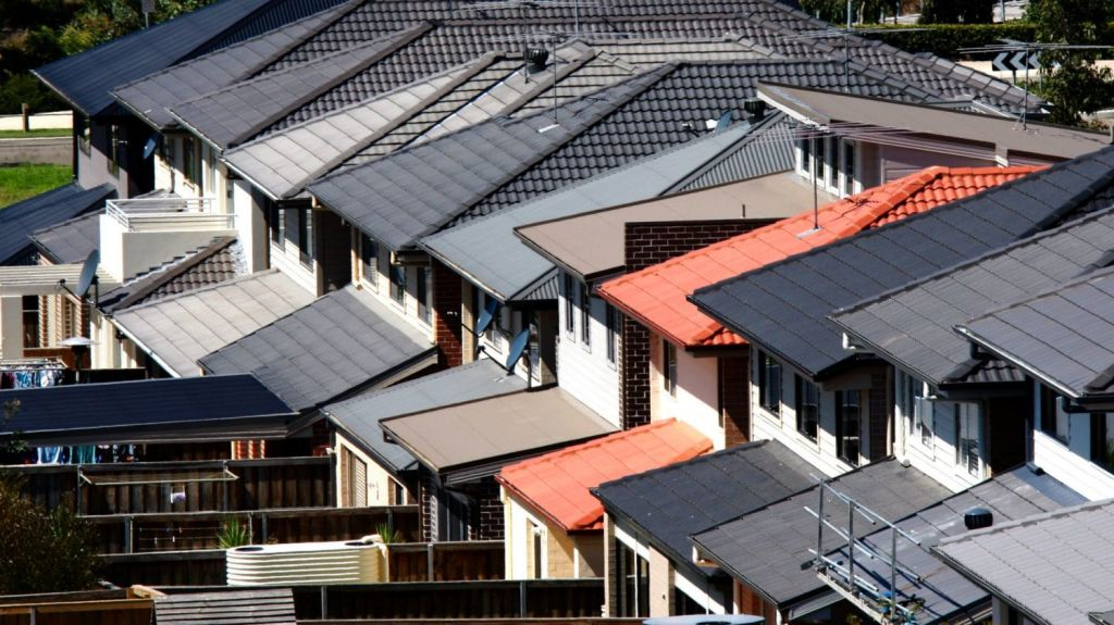 Encouraging signs of growth are emerging from the local housing market. Photo: Rob Homer