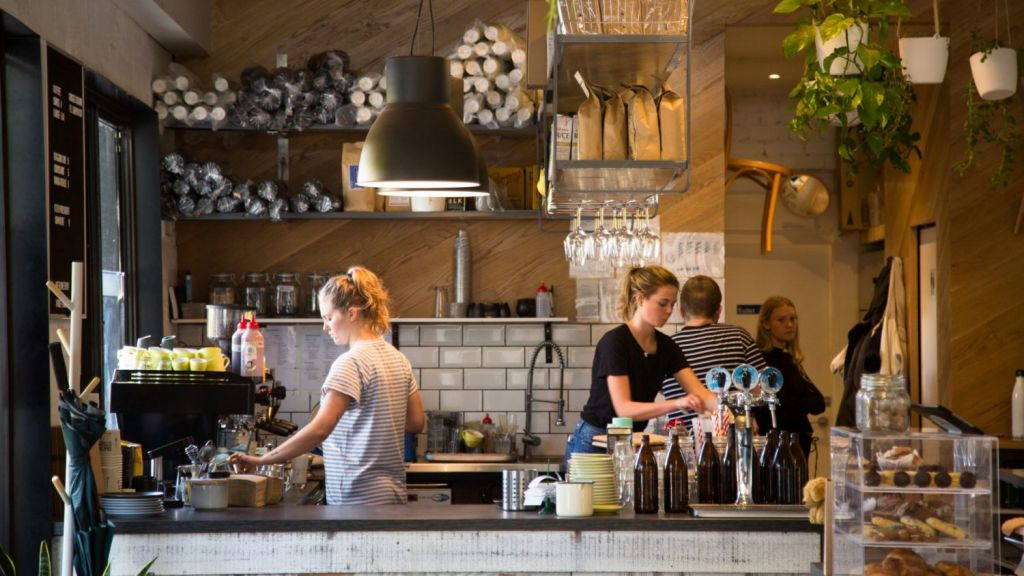 Cafes such as Short Straw draw Hawthorn food lovers in droves. Photo: Eliana Schoulal