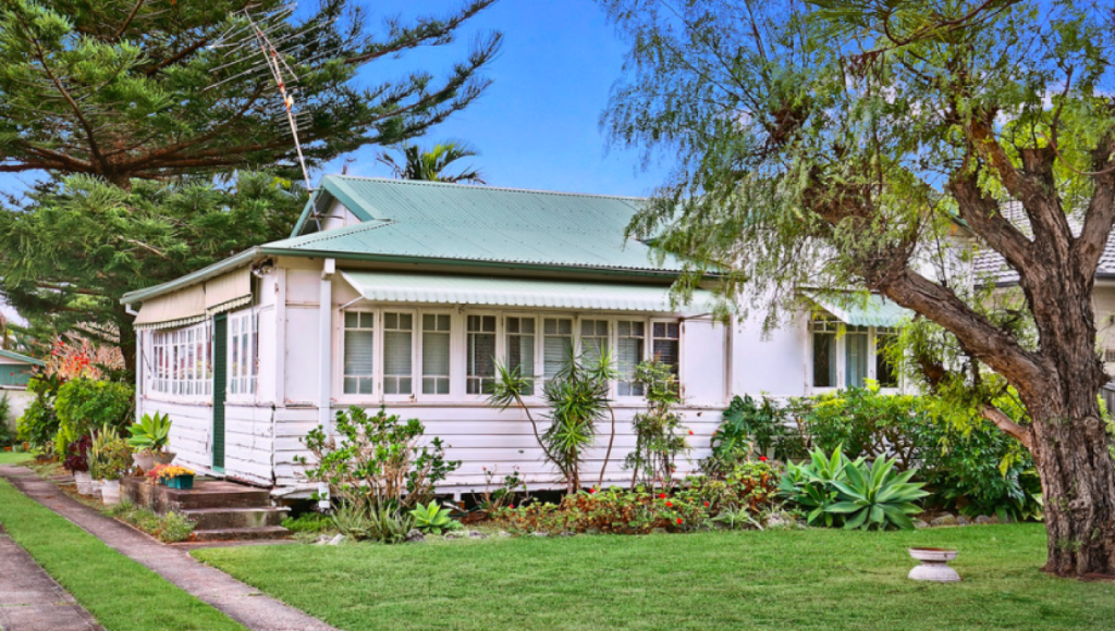 Knock-down price: 8 Seabeach Avenue, Mona Vale, sold for $2.21 million.