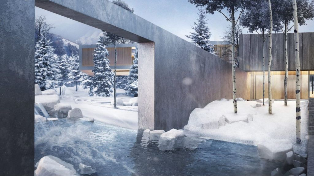 Bridge House by Oppenheim Architecture will be judged at the World Architectural Festival. Photo: Supplied