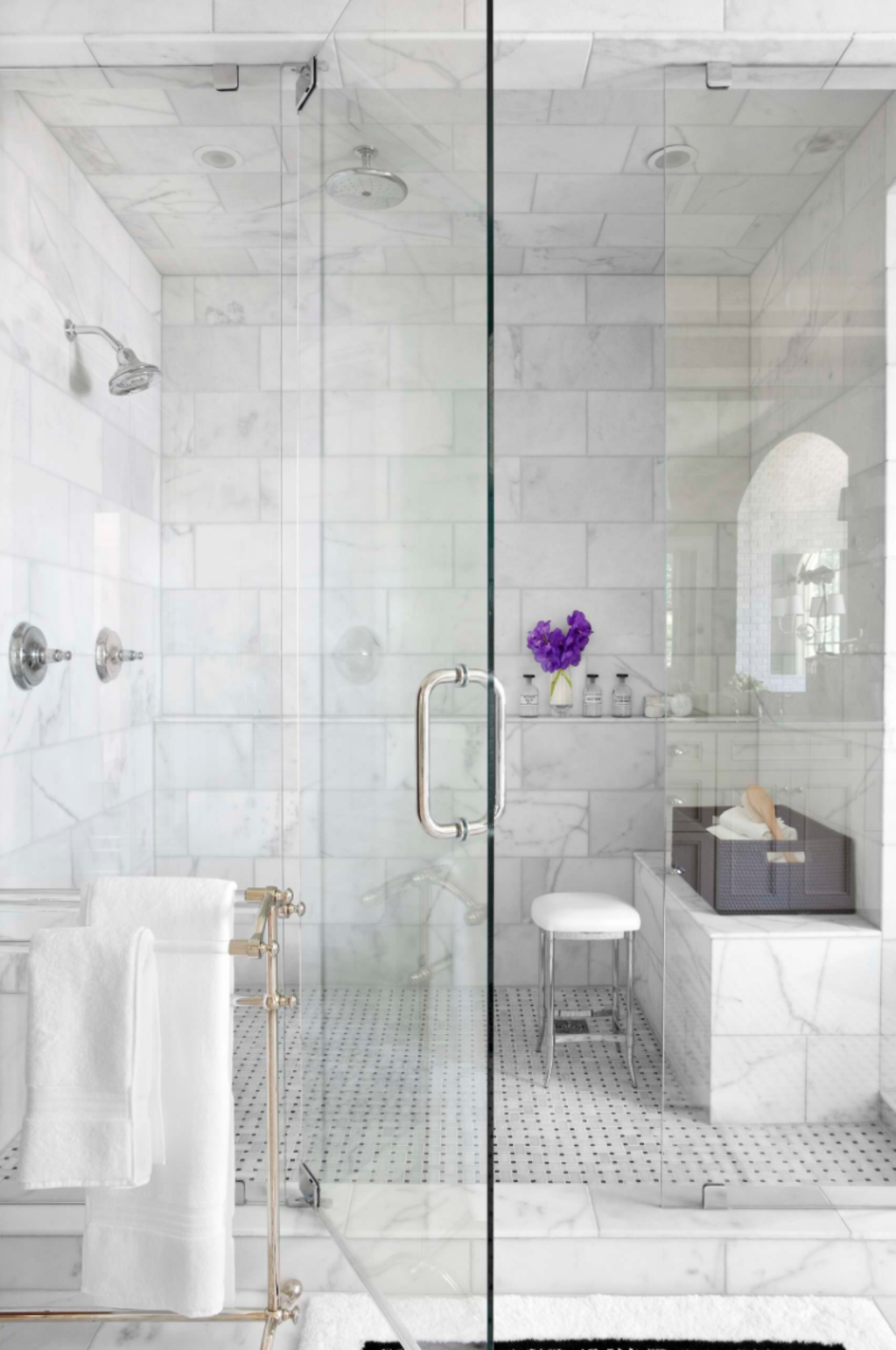 Want A Marble Bathroom Consider These