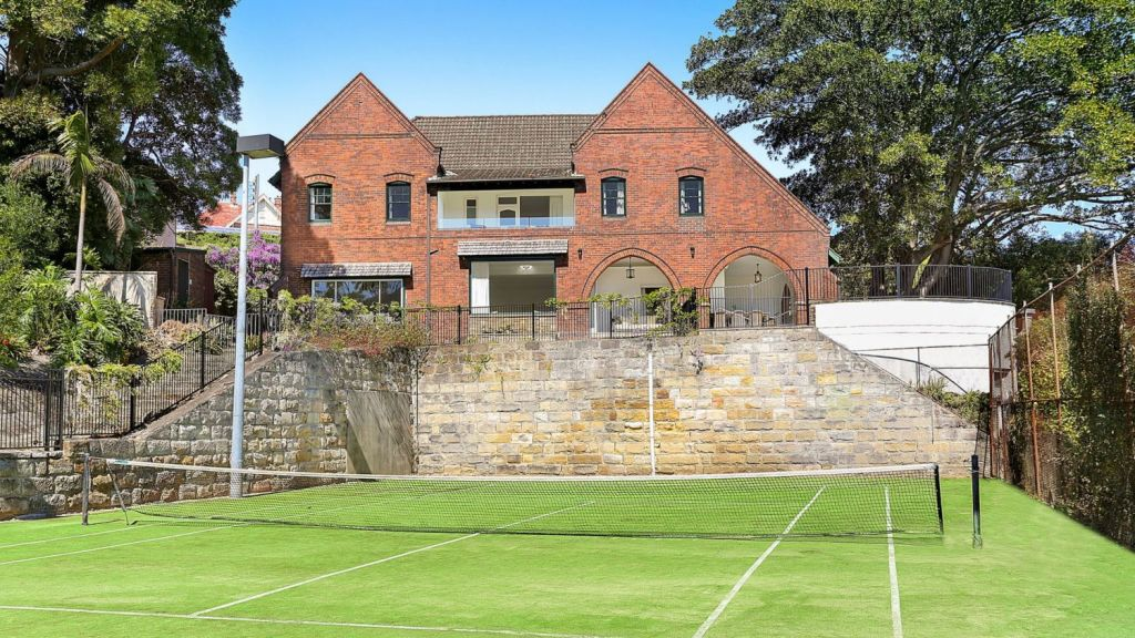 Cranbrook School has sold the 1920s Sundorne mansion for more than $18 million. Photo: Supplied