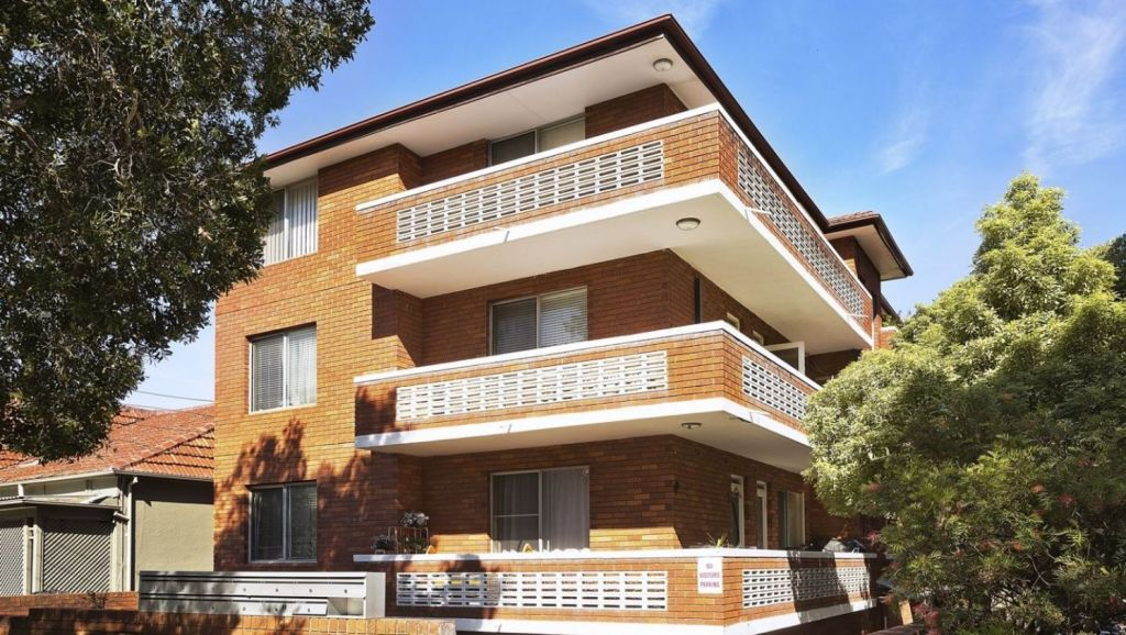 Older apartment blocks may offer good value for first-home buyers.