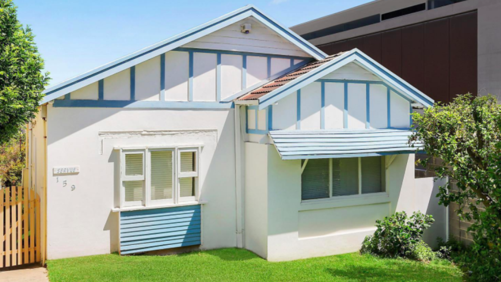 The biggest sale of the weekend was 159 Hastings Parade, North Bondi, which sold for $7.55 million.